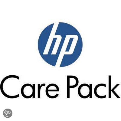 HP garantie: 5 jaar  4 uur 24 x 7  ProLiant DL14x en DL16x HW support