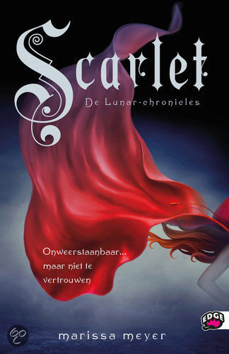 De Lunar chronicles Scarlet