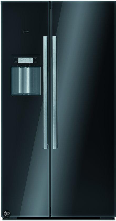Amerikaanse Keuken Kopen : bol.com Bosch Amerikaanse Koelkast KAD62S51 – Zwart Elektronica