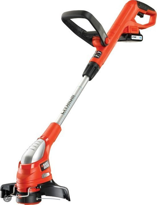Black decker glc1423l lithium ion - Coupe bordure electrique black et decker ...