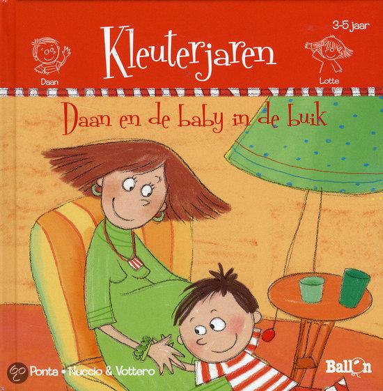 Baby Rug Naar Buik Draaien: Daan En De Baby In De Buik, Charis Ponta