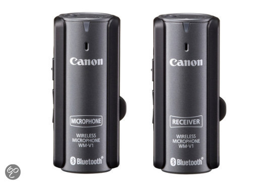 Canon ACC: VIDEO WM-V1 (E)