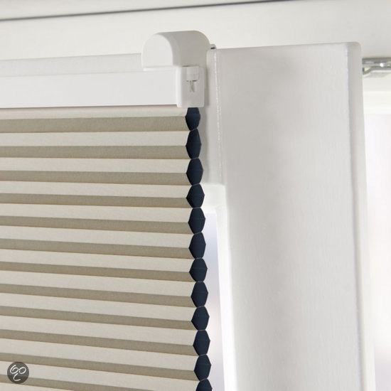 20170420&033731_Ikea Badkamertextiel ~ bol com  Pliss? met zijgeleiding honingraad Sand  100×130 cm