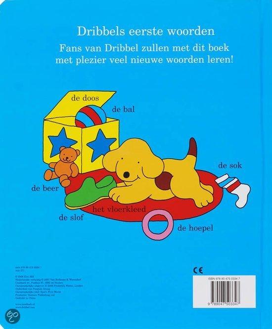 Engelse Keuken Woorden : bol.com Dribbels eerste woorden – Groot kartonboek, Eric Hill