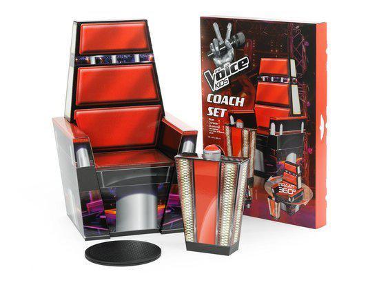 The Voice Coach Set / The Voice stoel