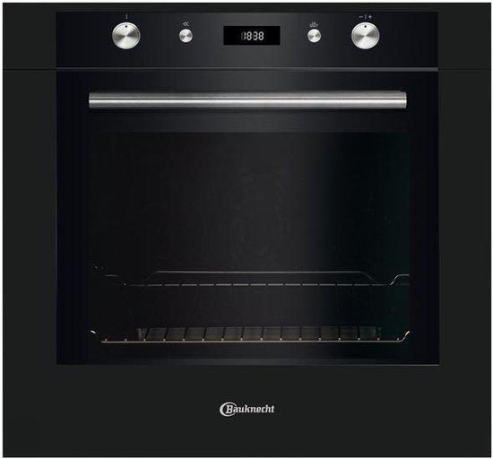 Bolcom bauknecht oven blve 8100 es zwart for Bauknecht ofen