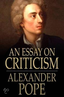 Alexander Pope and the Enlightenment