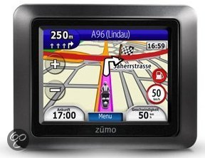 Garmin Zumo 210 Navigatie