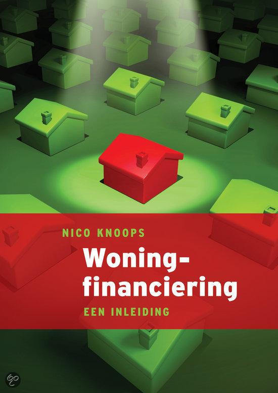 Woningfinanciering
