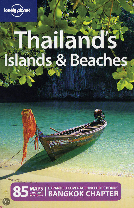 bol.com | Lonely Planet Thailand's Islands & Beaches, Lonely Planet | 9781741794137...