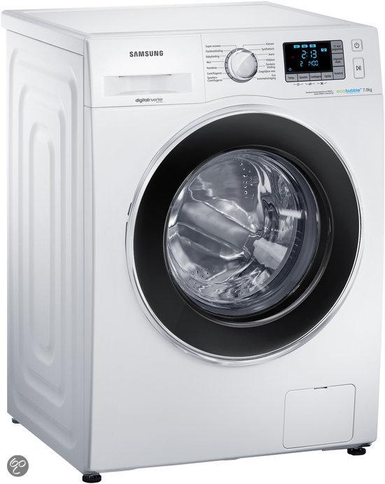 samsung wf70f5ebp4w en eco bubble wasmachine elektronica. Black Bedroom Furniture Sets. Home Design Ideas
