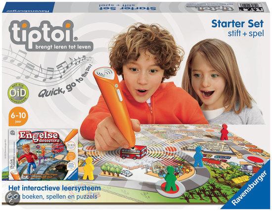 Ravensburger Tiptoi - Starterset Stift + Spel