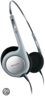 Philips SHL145  - On-Ear Koptelefoon - Zilver
