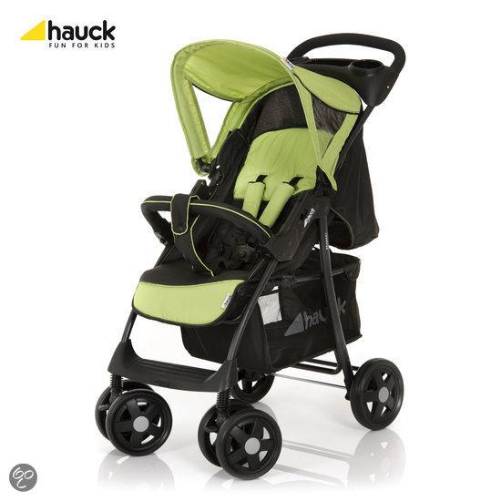 hauck shopper sh buggy zwart groen baby. Black Bedroom Furniture Sets. Home Design Ideas