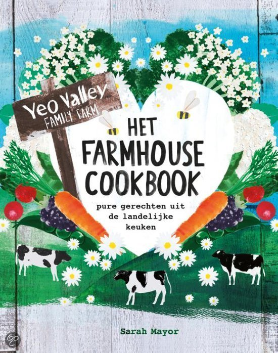 Engelse Keuken Recepten : bol.com Het farmhouse cookbook, Sarah Mayor 9789461430908 Boeken