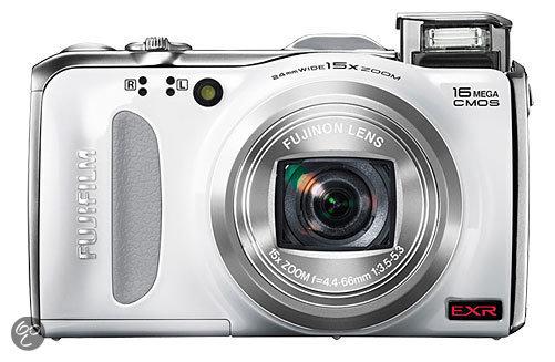 Fujifilm Finepix F600 EXR - Wit