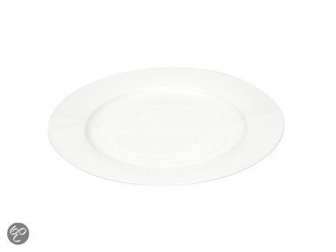 Maxwell & Williams Cashmere Round - Dinerbord - Ø 27,5cm - Wit