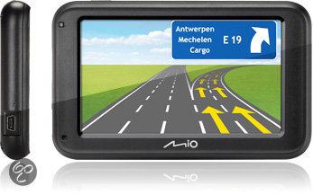 Mio Moov M416 - Europa (44 landen inclusief Turkije) - 4.3 inch scherm