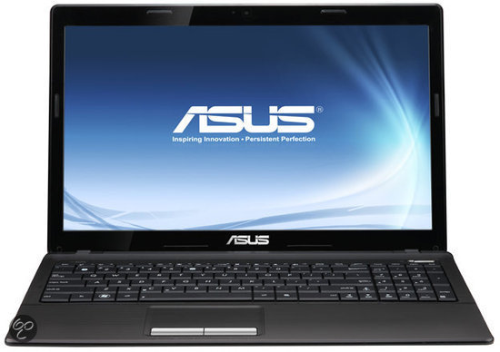 Asus K73TK-TY005V - AMD A4-3305M 1.9 GHz / 4GB DDR3 RAM / 500GB HDD / AMD HD 7670M / 17.3 inch / QWERTY