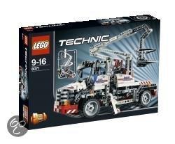 LEGO Technic Hoogwerker Truck - 8071