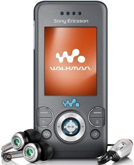 Sony Ericsson W580i Urban Grey