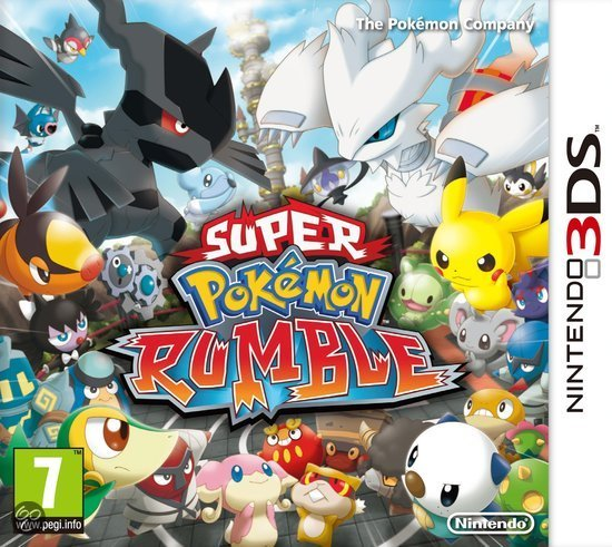 Super Pokemon Rumble