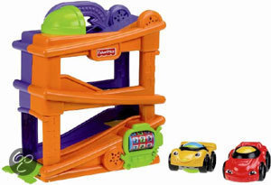 Fisher-Price Race Garage