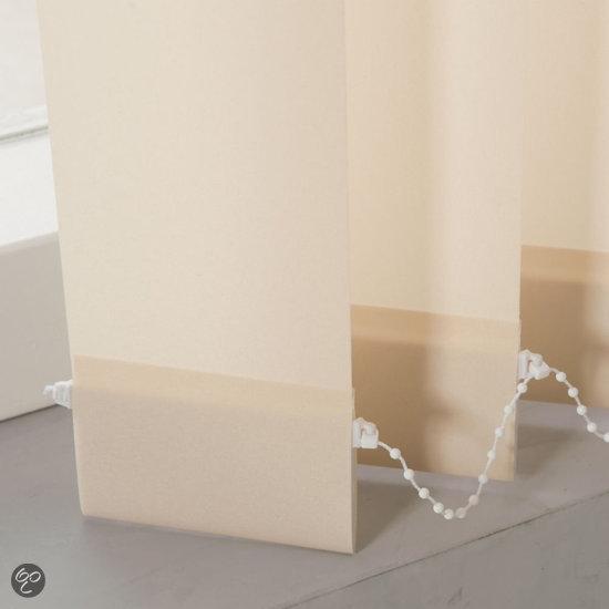 Lamellen 89mm straw 8 9x250 cm wonen - Badkamer kantelen ...