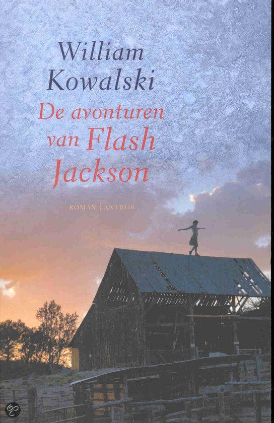 De Avonturen Van Flash Jackson