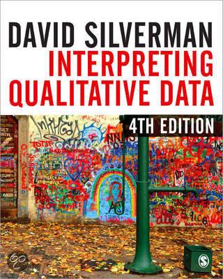 David silverman qualitative research