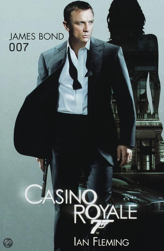 Casino royale James Bond 007 ZB 352