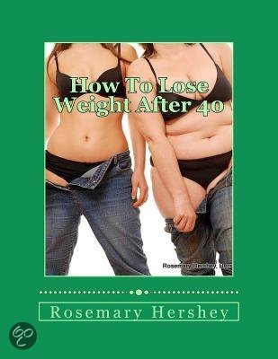Lose weight 40 pounds