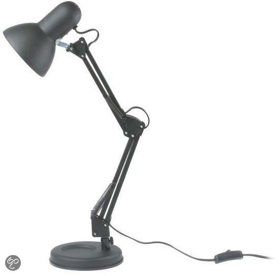 Leitmotiv Bureaulamp Hobby - Zwart