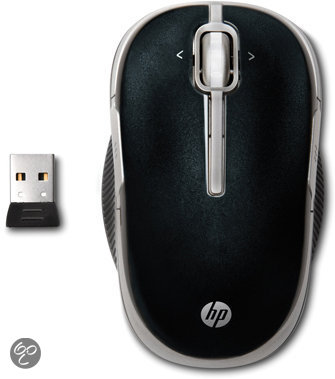 HP 2.4GHz Wireless Laser Mobile