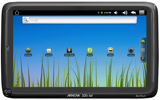 Archos Arnova 10B G2 - 10.1 inch / 4GB