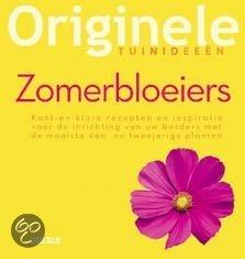 Cover van het boek 'Zomerbloeiers'