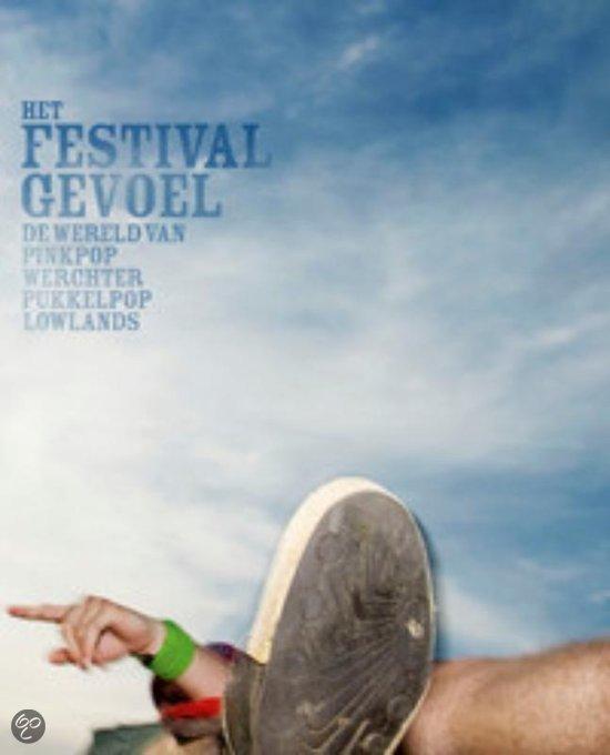 Het festivalgevoel
