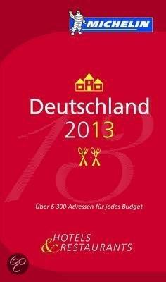 Michelin Guide Deutschland 2013