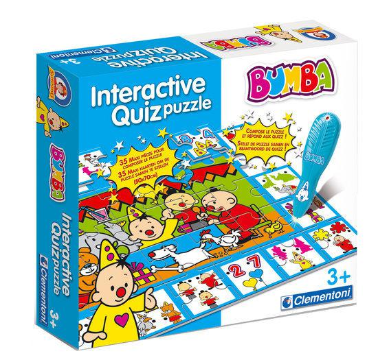 Bumba Interactieve Quiz Puzzel