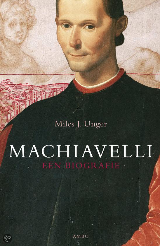 500 Jaar Il Principe Van Machiavelli Kathedralenbouwers