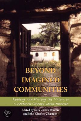 imagined communities essay
