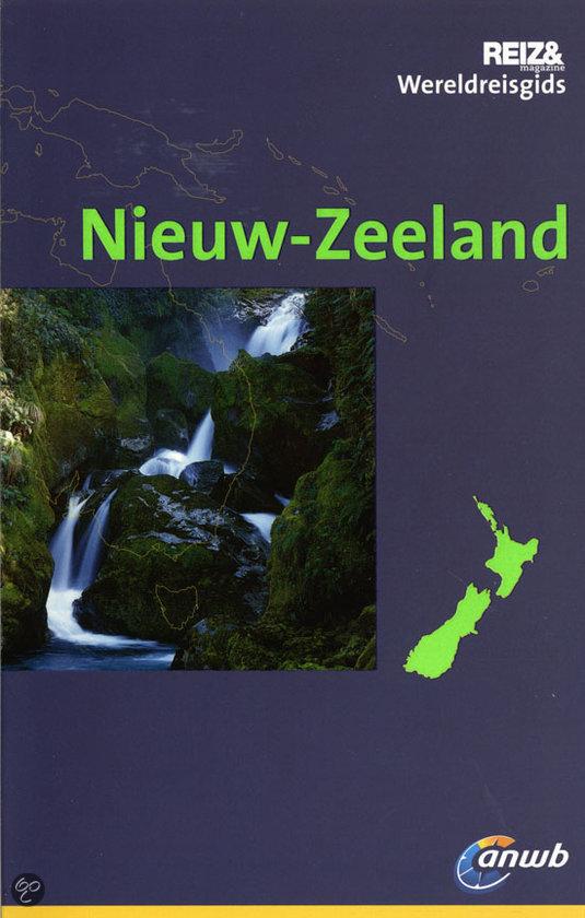 ANWB Wereldreisgids Nieuw-Zeeland