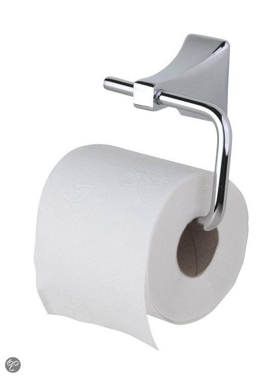 Haceka art deco toiletrolhouder klussen - Deco in het toilet ...