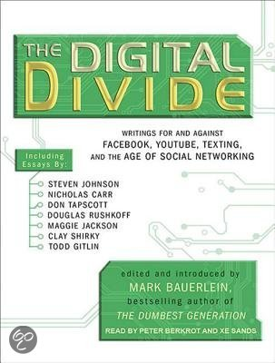 Digital divide essay - Exam paper answers