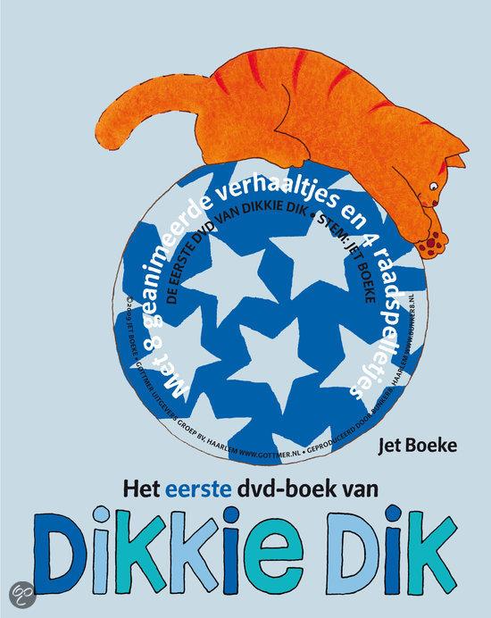 Dikkie Dik Het Eerste Dvd-Boek