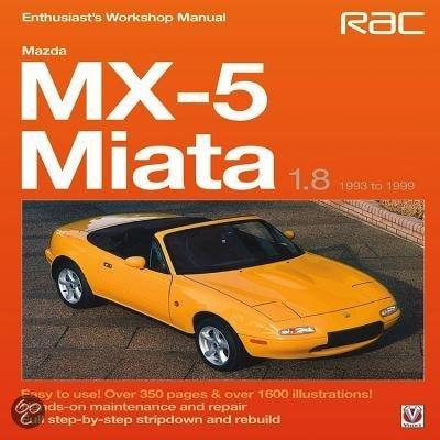 Mazda Mx5 Nb Repair Manual