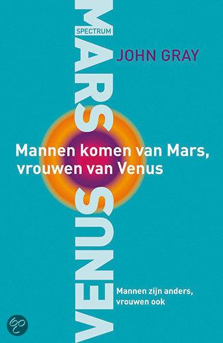 Mannen komen van Mars, Vrouwen van Venus