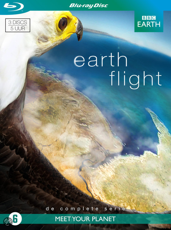 BBC Earth - Earthflight (Blu-ray)