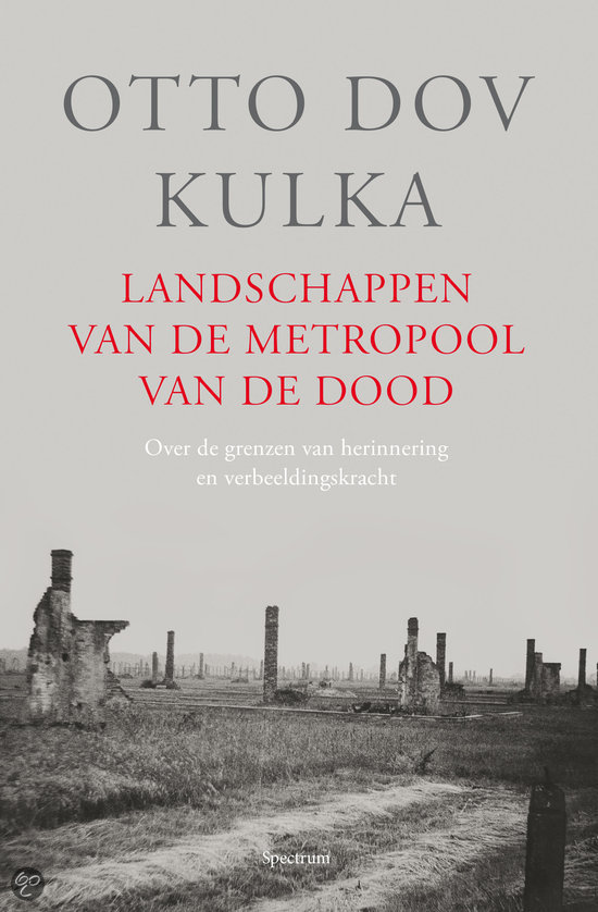 Landschappen van de metropool van de dood