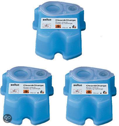 Braun Reinigingsvloeistof Clean & Renew CCR3